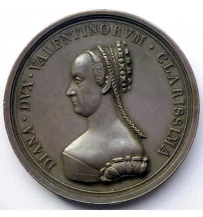 Diane de Poitiers, duchesse de Valentinois  s.d.