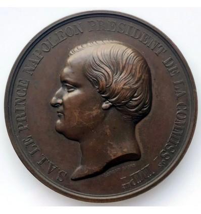S.A.I. le prince Napoléon commission impériale de l'exposition de 1855