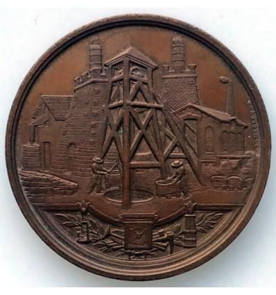 Société de l'Industrie Minérale, congrès de Douai 1876