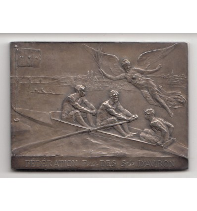 Fédération française des sociétés d'aviron 1913