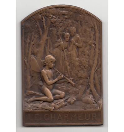 Le charmeur par Lucien Coudray s.d. ( 1906 )