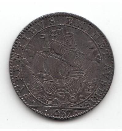 Jeton Cardinal de Richelieu 1637