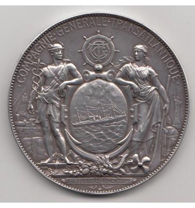 Compagnie générale transatlantique 1917