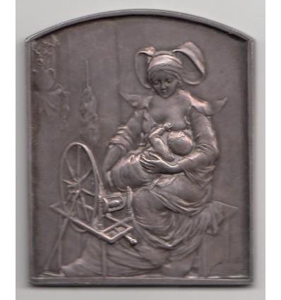 Maternité par Jules-Prosper Legastelois s.d. ( 1902 )