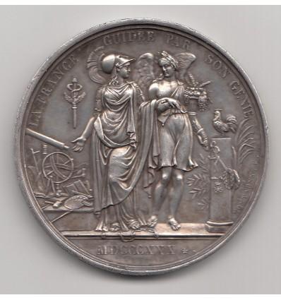 Louis-Philippe I La France guidée par son génie 1830