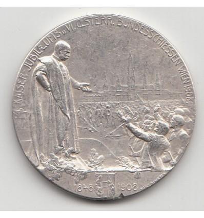 Autriche Jubilé de François-Joseph à Vienne 1908