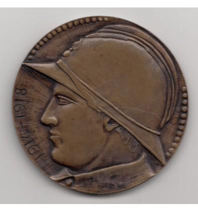 Guerre de 14-18 par A. Rivaud s.d.