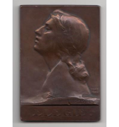 Elegie par Pierre-Victor Dautel s.d. ( 1907 )