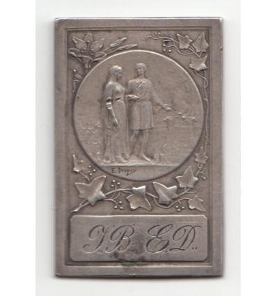 Mariage par Dropsy 1910