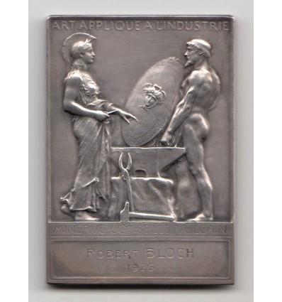 Société d'encouragement à l'Art et à l'Industrie par Roty 1926