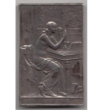 Congrès international de numismatique par Daniel-Dupuis 1900