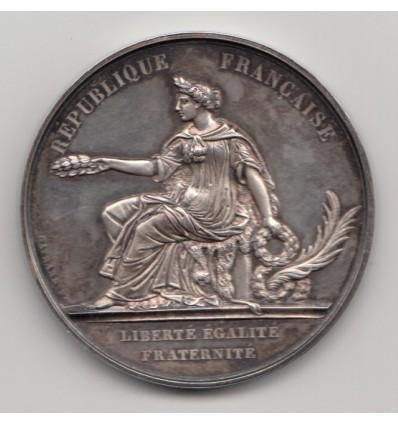 Ministère de l'Agriculture, lutte contre le choléra 1849
