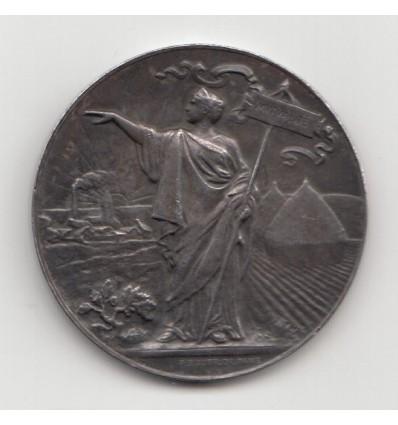 Jeton assurances la Fraternelle parisienne 1837