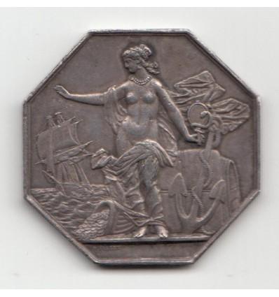 Jeton assurances la prévoyance 1869