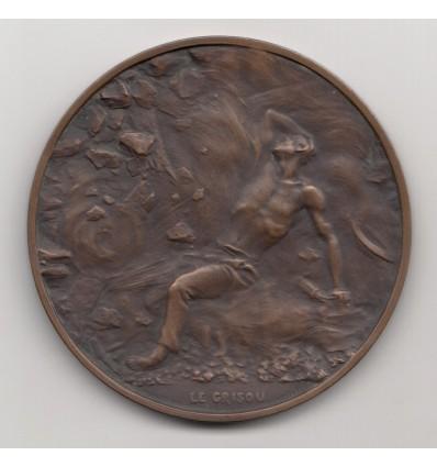 Les mineurs par Henri Greber s.d. ( 1906 )