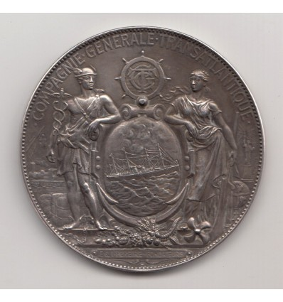 Compagnie générale transatlantique 1912