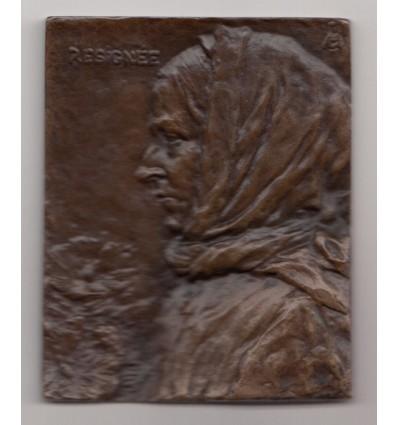 Résignée par Michel Cazin s.d. ( 1899 )