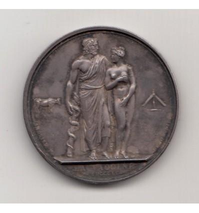 Louis XVIII La vaccine 1815