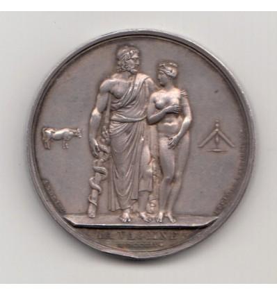 Charles X La vaccine 1825