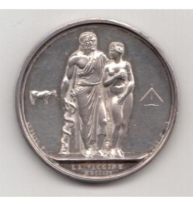 Louis-Philippe I La vaccine 1836