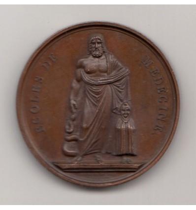 Napoléon I écoles de médecine s.d.