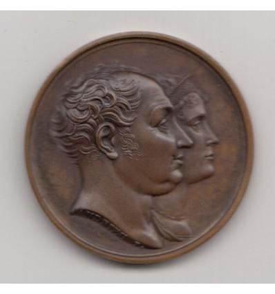 Visite du Roi de Bavière à la monnaie 1810