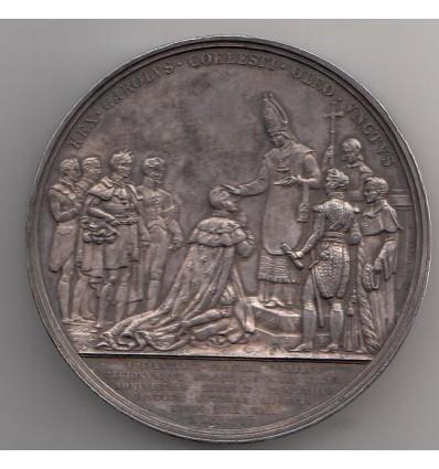 Charles X sacre de Reims 29 mai 1825