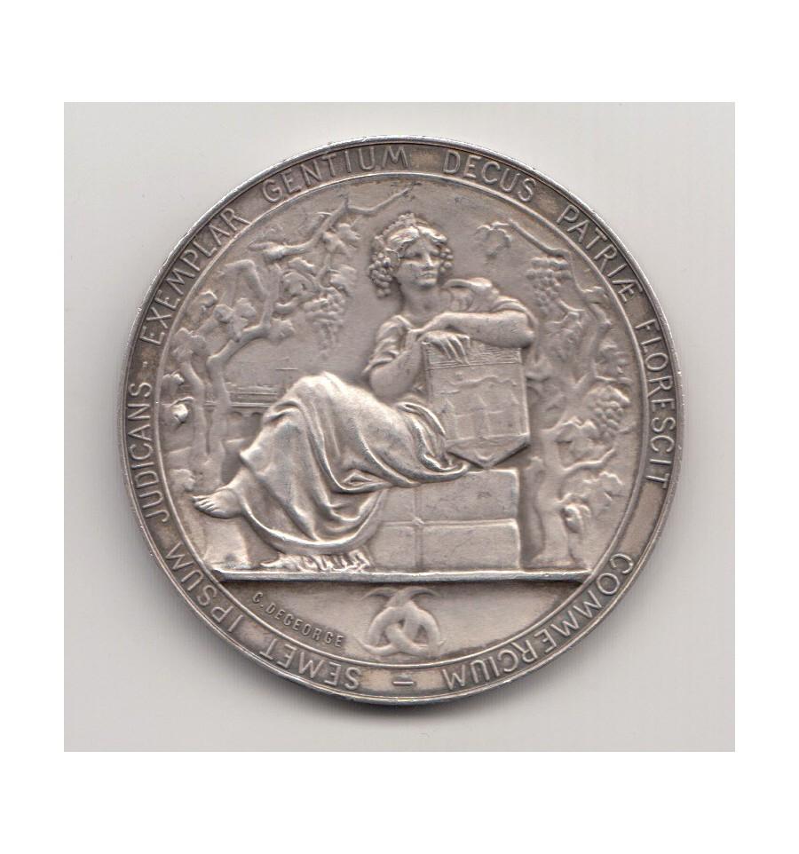 Chambre de commerce de bordeaux 1872 jetons et medailles for Chambre de commerce de bordeaux formation