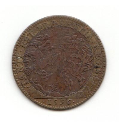 Jeton Henri IV conseil du roi 1596
