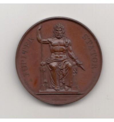 Premier Empire attaque d'Anvers et séjour à Schoenbrunn 1809