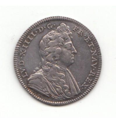 Jeton Louis XIV 1680