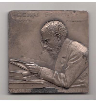 Henri Poincaré, souscription internationale par Georges-Henri Prud'homme s.d.