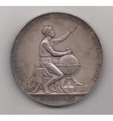Prix du roi de Suède Oscar II à Raymond Poincaré 1889