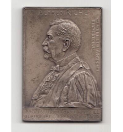 Le professeur Alfred Riche par Oscar Roty 1899