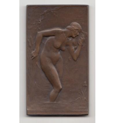 Le bain par Abel Lafleur s.d. ( 1903 )