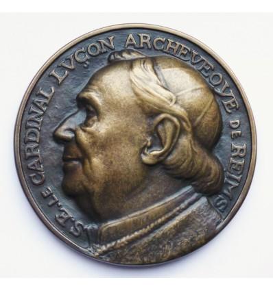 Cardinal Luçon par Paul Niclausse 1928