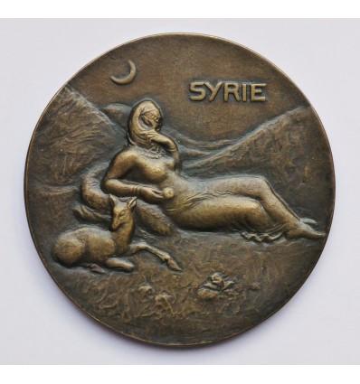 La Syrie par Aleth Guzman s.d. ( 1934 )