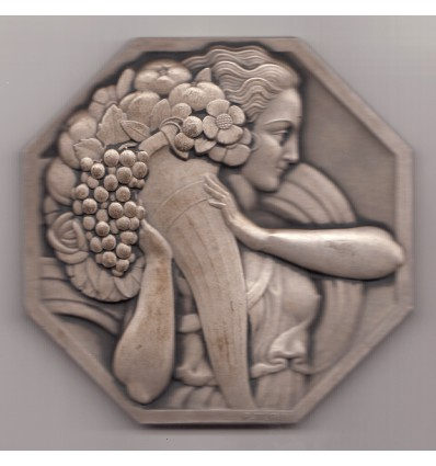 Cinquantenaire de la société générale alsacienne de banque par Turin 1931