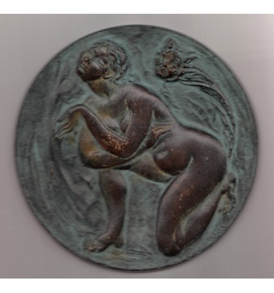 Italie, Eva par Francesco Giannone ( 1906-1996 ) s.d.