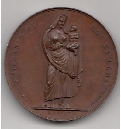 Napoléon I naissance du roi de Rome 1811