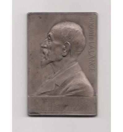 Auguste Lalance, industriel et philanthrope alsacien par Vernon 1908