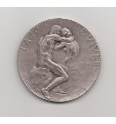 Les deux âges de la vie par Ovide Yencesse s.d. ( 1901 )