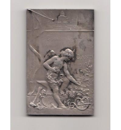 Belgique exposition universelle de Gand 1913