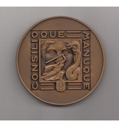 Hommage au docteur Charles Buizard par Turin 1932