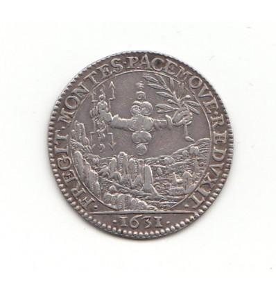 Jeton Louis XIII conseil du roi 1631