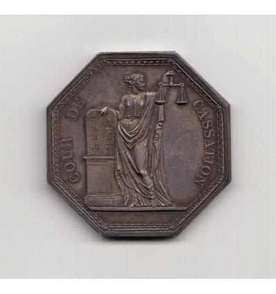 Médaille pour la Cour de cassation 1835