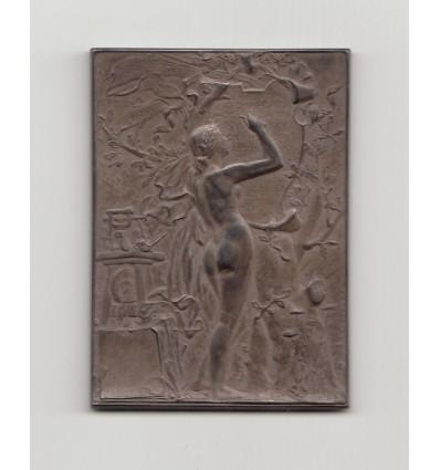 Hommage aux graveurs par Lechevrel s.d. ( 1899 )
