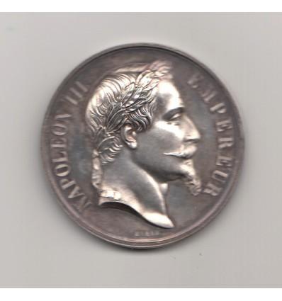 Napoléon III épidémie de choléra 1865-66