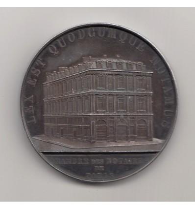 Inauguration de l 39 h tel du ch telet si ge de la chambre for Chambre de notaire paris
