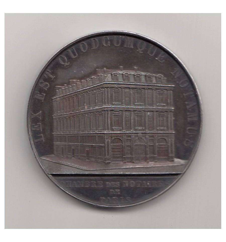 Inauguration de l 39 h tel du ch telet si ge de la chambre for Chambre notaires paris